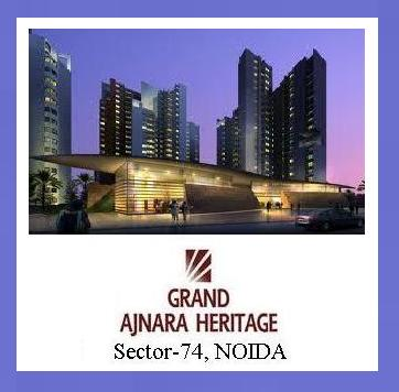 Newly constructed 1440 sqft bhk flats in noida 74 sector