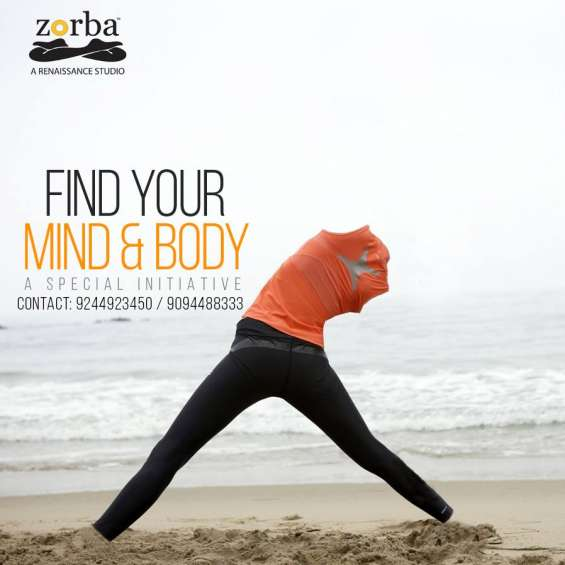 Chennai's best yoga class -zorba a renaissance studio