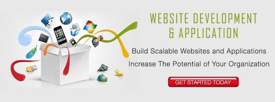 Classic designed dynamic websites for business @ 9,999 /- only