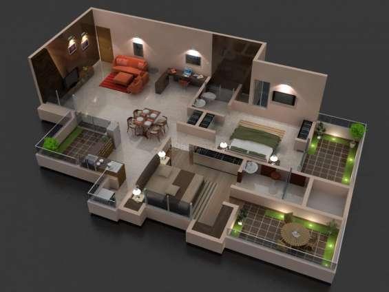 Casa greens 2/ 3 bhk flats in sector-16 gr noida