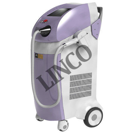 Permanent laser hair removal equipment