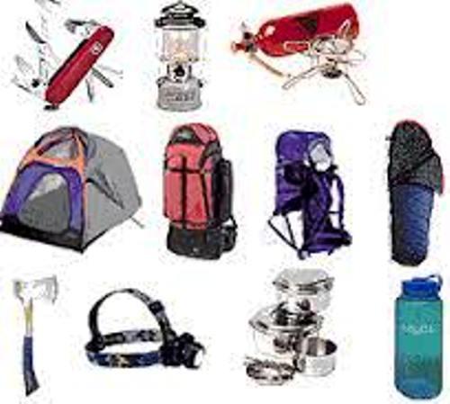 Trekking equipment buy online