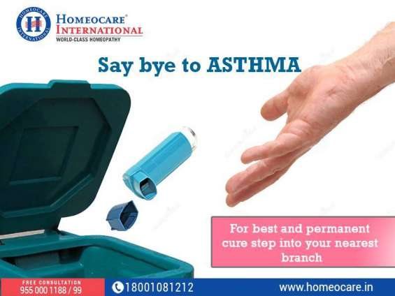 Everlasting relief from breathing difficulties through healthy homeopathy