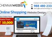 Reg: E-Commerce website design