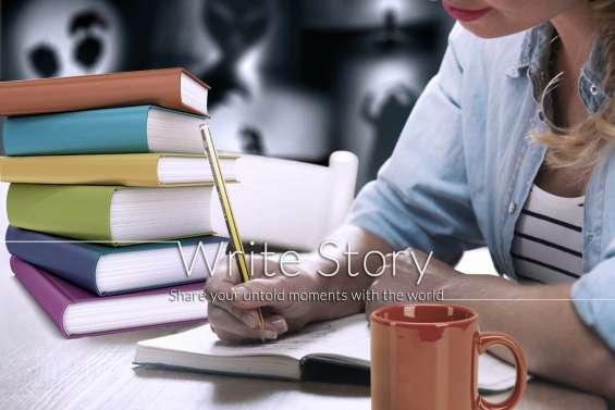 Share short story online