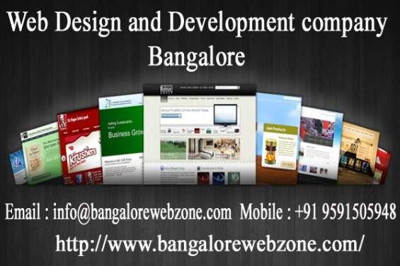 Website development company in indranagar,bangalore - bangalore web zone