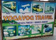 Yogayog travel  a house of complete rail/air/bus booking  solution.