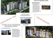 Prospect Group-Princeton Luxury Aparments,Booking Started