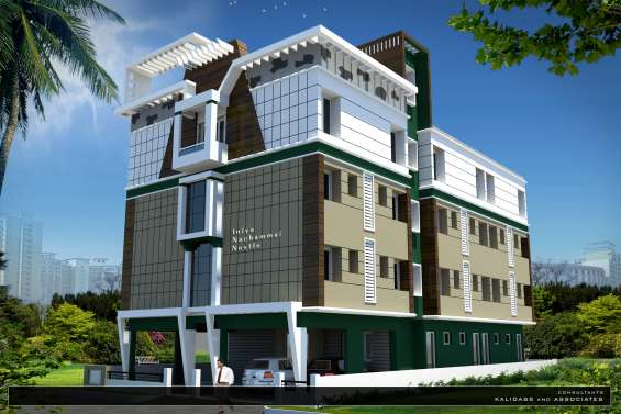 Ladies hostel in mettupalayam road in g.n mills - inia nachammal nestle