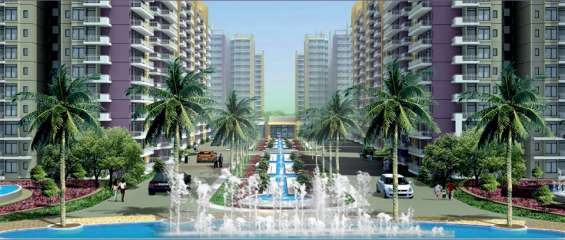 Furnished flats/apartments of 2/3 bhk in noida by nirala group