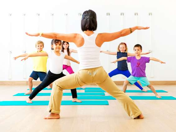 Kids yoga classes in chennai