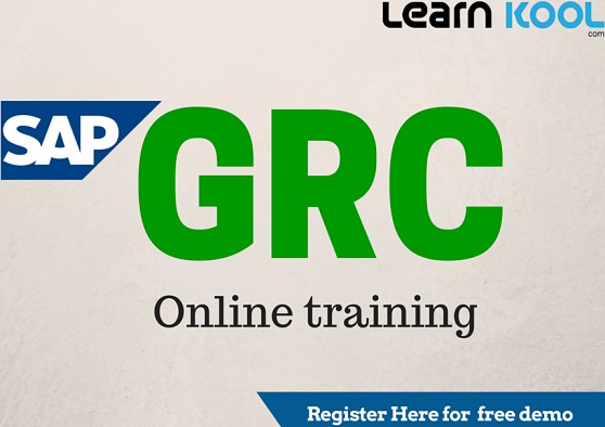 Online training by learnkool sap grc classes