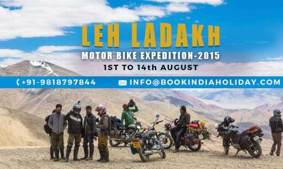 +91-9818797844 ladakh motorbike expedition 2015