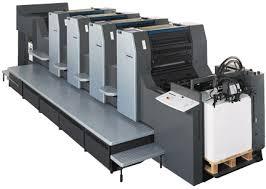 Mitsubishi printing machine