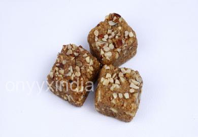 Online dryfruit barfi with discount