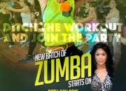 Zumba Fitness at Chennai