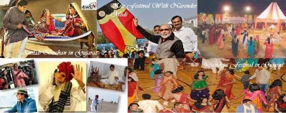 Gujarat tour packages - gujarat four wheel drive
