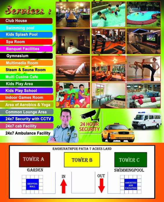 3bhk flat for sale in bhubaneswar