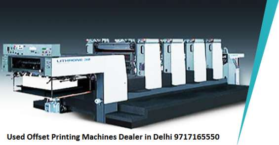 Buy paper printing machines from florida based dealer