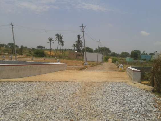 30*40 sq-ft residential land for sale in bangalore