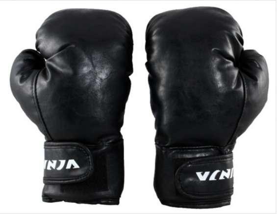 Free tracking - ninja boxing gloves (black)