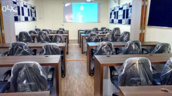 Meeting room ( 15 seater ),training room with 36 seater capacity is available at rent