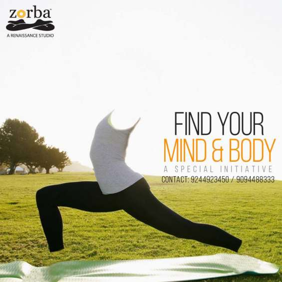 Yoga class for back pain in chennai