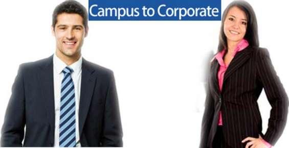 Campus to corporate training/ campus to corporate/ campus to corporate in jaipur