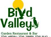 One of best garden restaurants in pune- bird valley