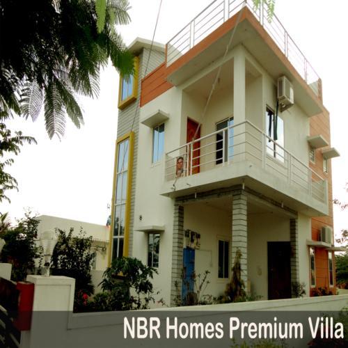 Villa plots measuring 1200 sq ft available at nbr homes.