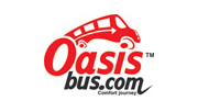Go everywhere - book now in online at oasisbus.com