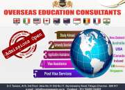 OE Study abroad consultants in Chennai