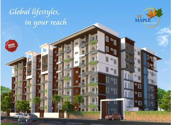 Pre launch 3bhk flats for sale @ kanakapura road near holiday village road
