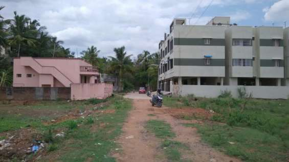 Cmda approved plot for sale in vandalur, chennai- 600 048.