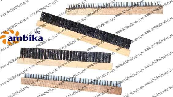 Industrial flat brush @9810332366