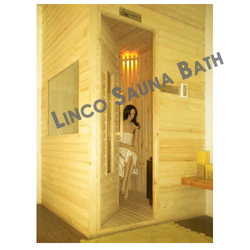 Steam bath sauna at the comfort of your home
