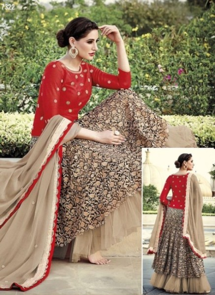 Wedding bridal lehenga choli online