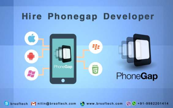 Hire dedicated phone gap developer (br-softech)