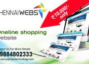 Reg: Ecommerce Online website design