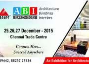 ABI Expo 2015 at Chennai Trade Centre
