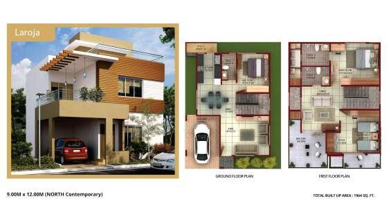 Bmrda approved premium villa plots on kanakpura main road.0.0