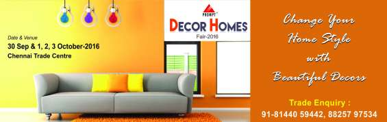 Decor home fair 2016