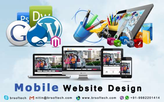 "Hire dedicated designers """"br-softech"""" india"