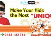 Workshop for Childrens &  MidBrain Activation in Lucknow India @MTEC