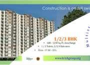 Krish Aura 1/2/3 bhk apartment in bhiwadi