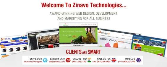Professional and responsive web desing company