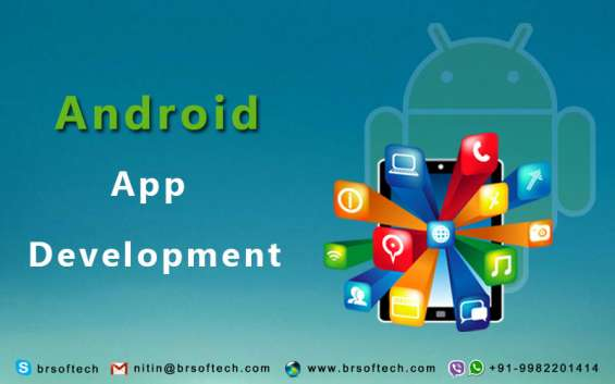 Hire dedicated android developer (br-softech)