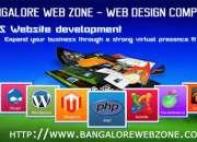 Web design company in ShivajiNagar,Bangalore - Bangalore web zone