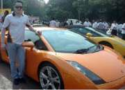 Exclusive sports car on hire in mumbai