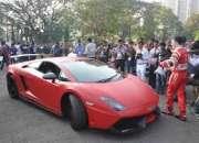 Kings of car hire offer ferrari car on hire in mumbai